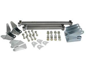 TSP 32 Ford Triangulated 4 Link Rear End Kit Plain Steel CB5101