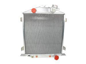 TSP 32 Ford Lo Boy Aluminum Radiator HC6052