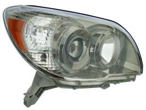 Eagle Eyes 06-08 TOYOTA 4RUNNER HEADLIGHT P/L#: TO2503165 OE#: 81130-35471 Passenger Side TY841-A101R