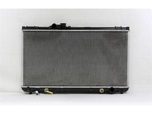 PAC 01-05 LEXUS IS300 A/T Radiator 1-row PLASTIC TANK/ALUMINIUM CORE PR2356F