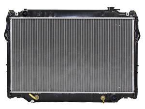 PAC 93-94 TOYOTA LAND CRUISER A/T Radiator PLASTIC TANK/ALUMINIUM CORE PR1917A