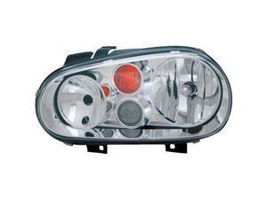 Collison Lamp 03-05 Volkswagen Golf 03-05 Volkswagen Golf 04-04 Volkswagen Golf 04-04 Volkswagen Golf Headlight Assembly Front Left 20-6474-60