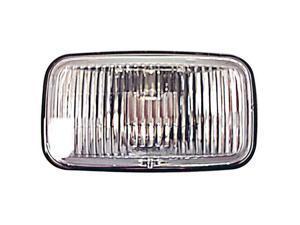 Collison Lamp 93-95 Jeep Grand Cherokee Fog Light Assembly  19-5449-00