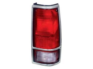 Collison Lamp 82-90 GMC S15 82-93 Chevrolet S10 91-93 GMC Sonoma Tail Light Lens Right 11-1324-95