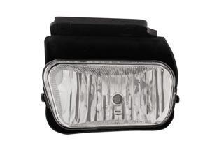 Collison Lamp Fog Light Lens 19-5538-90