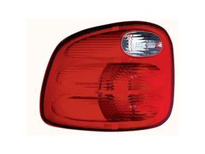 Collison Lamp Tail Light Lens 11-5832-01