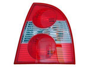 Collison Lamp Tail Light Lens 11-5949-01