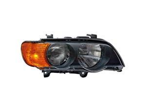 Collison Lamp 00-03 BMW X5 Headlight Assembly Front Right 20-6691-00