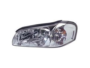 Collison Lamp 00-00 Nissan Maxima 01-01 Nissan Maxima Headlight Assembly Front Left 20-5770-00