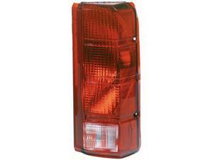 Collison Lamp 80-86 Ford Bronco 80-86 Ford F-150 80-86 Ford F-250 80-86 Ford F-350 Tail Light Lens Right 11-3267-01