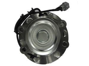 05-10 Nissan Frontier RWD 4-Wheel ABS/05-10 Nissan Pathfinder RWD 4-Wheel ABS/05-10 Nissan Xterra RWD 4-Wheel ABS Hub Assembly 515064 Front
