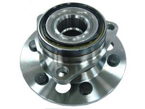88-90 Chevrolet K1500 Light Duty Suspension/91 Chevrolet K1500 Heavy Duty Suspension/88-91 GMC K1500 Light Duty Suspension Hub Assembly 515002 Front
