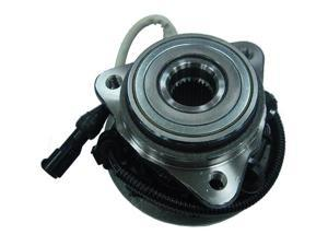 00-02 Ford Ranger From 6/22/00 4WD 4-Wheel ABS/01-02 Mazda B3000 4WD 4-Wheel ABS/01-02 Mazda B4000 4WD 4-Wheel ABS Hub Assembly 515013 Front