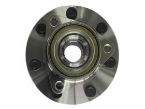 00-01 Ford F-150 7 Stud Hub 4WD 2-Wheel ABS/97-99 Ford F-250 4WD 2-Wheel ABS Hub Assembly 515022 Front