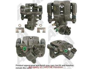 06-11 Honda Civic Remanufactured Caliper w/Installation Hardware & Bracket 19-B3298 Rear Right EACH