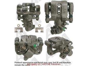 06-11 Honda Civic Remanufactured Caliper w/Installation Hardware & Bracket 19-B3299 Rear Left EACH