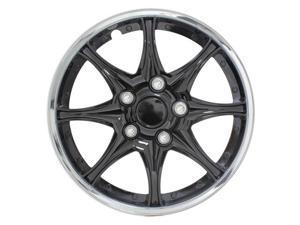 Pilot Black Chrome 15' Wheel Cover WH522-15C-B