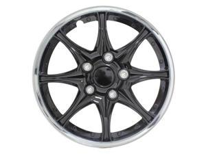 Pilot Black Chrome 16' Wheel Cover WH522-16C-B
