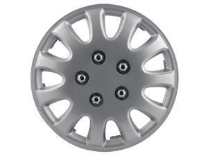 "Pilot 5 Lug Silver 15"" Wheel Cover WH525-15S-BX"