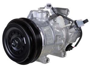 Denso 07-10 Toyota Yaris A/C Compressor 471-1622