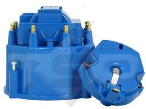 TSP HEI 8 Cyl. OEM Cap & Rotor Kit JM6951BL