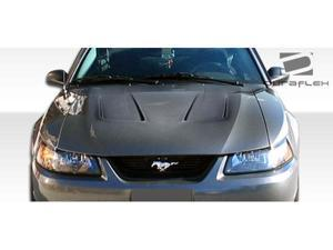 1999-2004 Ford Mustang Duraflex Colt Hood 102078
