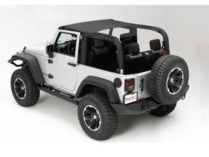 Rugged Ridge 13579.12 Mesh Summer Brief, 10-14 Jeep Wrangler JK