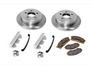Omix-ada Disc Brake Rebuild Kit (Front), For 2-Bolt Calipers, 78-81 Jeep CJ-5, CJ-7 & CJ-8 (Scramblers) 16760.06