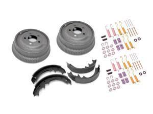 """Omix-ada  Brake Drum Rebuild Kit (Rear), 10"""" x 2"""", 1978-1983 CJ5, 1978-1986 CJ7, 1981-1986 CJ8 16766.04"""