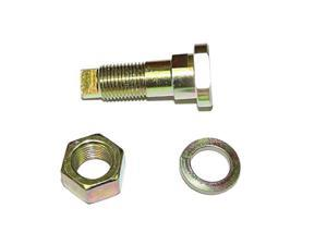Omix-ada Brake Show Adjusting Anchor Pin (Front or Rear), 2 Required Per Drum, 1941-1945 MB (Front & Rear), 1945-1945 Ford GPW (Front & Rear), 1945-1949 CJ2A, 1948-1953 CJ3A, 1950-1952 M38 16750.02