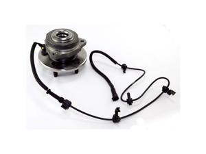 Omix-ada This front axle hub assembly from Omix-ADA fits 02-07 Jeep KJ Libertys with 4 wheel disc brakes and ABS, left side only. 16705.11