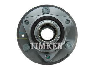 Timken Wheel Bearing and Hub Assembly Rear TMHA590227