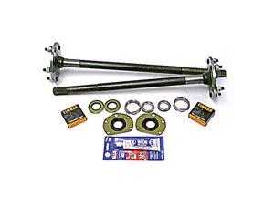 Omix-ada One Piece Axle Conversion Kit (AMC 20 Wide Track), Includes: Axles, Bearings, Retainers, Spacers, Inner and Outer Seals, Studs,1982-1986 CJ7, 1982-1986 CJ8 16530.21