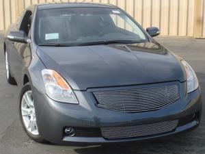 T-REX 2008-2009 Nissan Altima Coupe Billet Grille POLISHED 21769