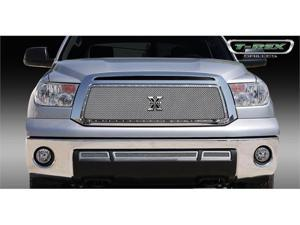 T-REX 2010-2012 Toyota Tundra X-METAL Series - Studded Main Grille - Polished SS POLISHED 6719630