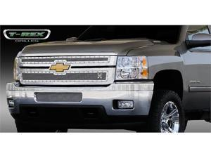 T-REX X-METAL Series - Studded Main Grille - Polished SS - 2 Pc Style 6711140