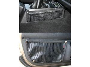 Rugged Ridge 13551.21 Door And Console Trail Net Kit, 97-06 Jeep Wrangler