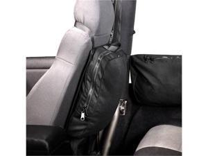 Rugged Ridge 13551.25 Seat Back Trail Bag, Detachable, 76-14 Jeep CJ And Wrangler