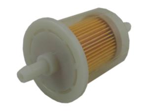 """Pentius PFB20011P UltraFLOW Fuel Filter Universal 5/16"""" In-Line Plastic"""