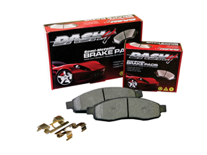 Dash4 Semi-Metallic Disc Brake Pad MD1118