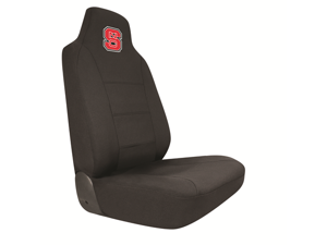 Pilot Automotive Collegiate Seat Cover North Carolina State SC-949