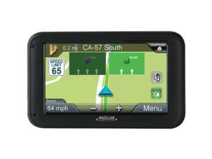 Magellan Rm2220sgluc Roadmate(r) 2220lm Vehicle Gps With Lifetime Map Updates