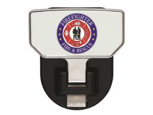 CARR  HD Universal Hitch Step Fire & Rescue - single 183212