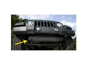 Rugged Ridge Steering Component Skid Plate, 07-12 Jeep JK Wrangler  18003.30