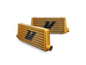 Mishimoto Eat Sleep Race Special Edition Gold M-Line Intercooler MMINT-UMG