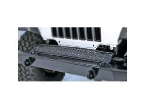 Rugged Ridge 11650.10 Front Frame Cover, Body Armor, 97-06 Jeep Wrangler