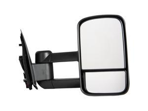 Pilot Power Non Heated Mirror Right Black Textured FD949410BRP