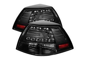 Spyder Auto Pontiac G8 08-09 LED Tail Lights - Black ALT-YD-PG808-LED-BK