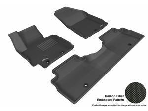 3D MAXpider KIA SOUL 2014 KAGU BLACK R1 R2 L1KA02001509