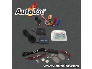 Autoloc Ultratouch Rfid + Ez Start Push Button Engine Start System AUTEZ4000